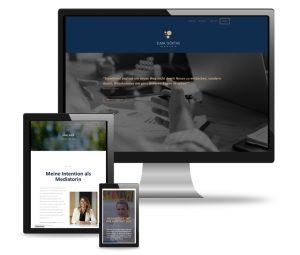 Webdesign-utehieke Mediatorin